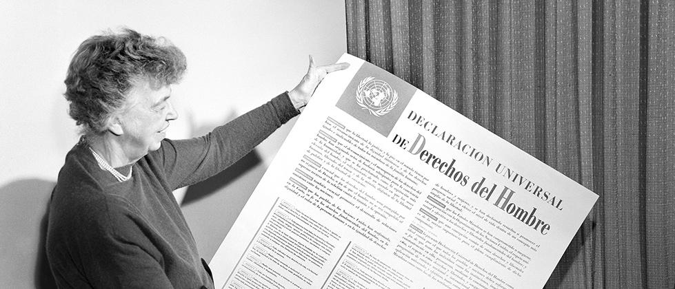 La Declaración Universal de los Derechos Humanos comienza su 70º aniversario