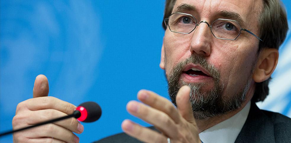Alto Comisionado se refiere a El Salvador durante su discurso anual ante el Consejo de Derechos Humanos