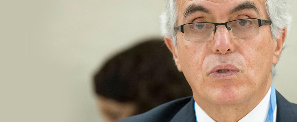 Experto de la ONU pide a los países del Triángulo del Norte que garanticen una selección transparente de nuevos fiscales generales