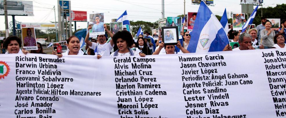 Nicaragua: OACNUDH solicita acceso al país