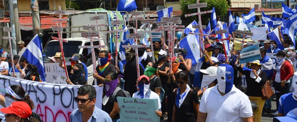 Nicaragua: La espantosa pérdida de vidas debe detenerse inmediatamente