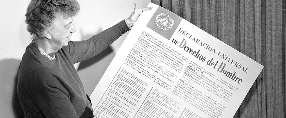 70 años de la Declaración Universal de Derechos Humanos: La tarea por asegurar la igualdad y la dignidad continúa