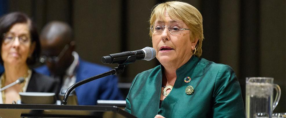 Nicaragua: Alta Comisionada insta al gobierno a cesar acoso contra sociedad civil y medios de comunicación.