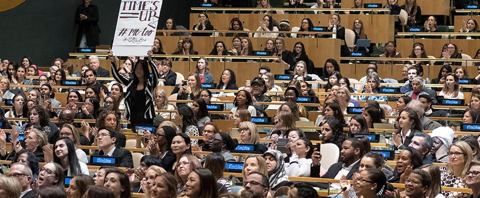 El mundo necesita el liderazgo de las mujeres, dicen expertos de derechos humanos de la ONU