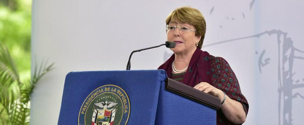 Panamá: Alta Comisionada culmina visita resaltando el compromiso de su oficina en generar espacios de participación social